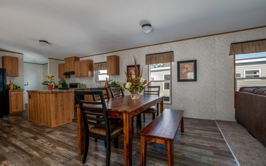 Family Home Center Spartan dining room