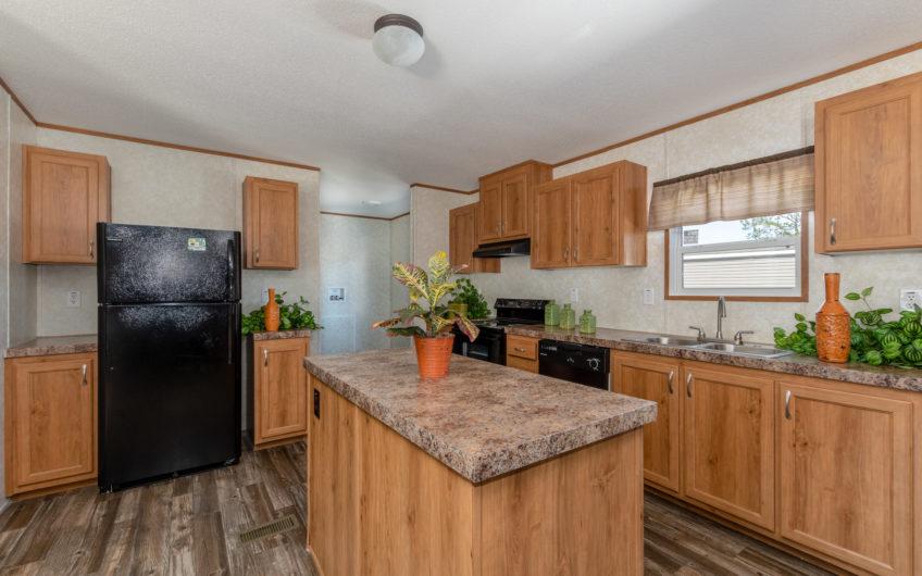 Family Home Center Spartan kitchen