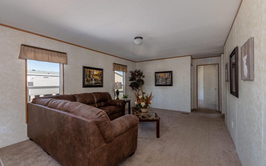 Family Home Center Spartan living room